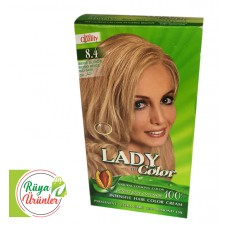 Bitkisel Bej Sarı Saç Boyası (Herbal Beige Yellow Hair Dye)